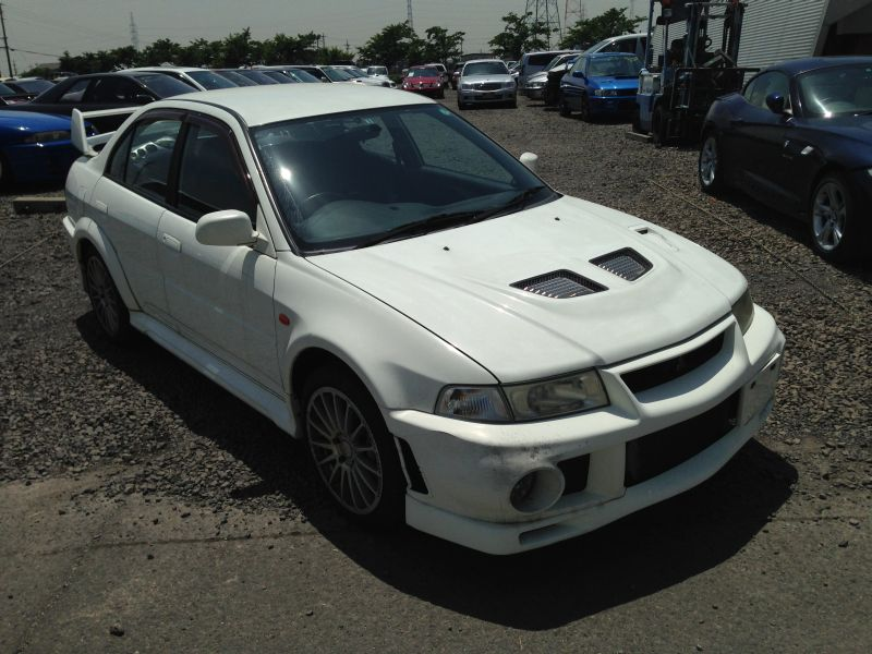 mitsubishi lancer evolution gsr evo vi 1999 used for sale. Black Bedroom Furniture Sets. Home Design Ideas