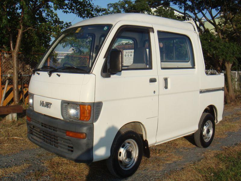 Daihatsu Hijet Deck Van, 1994, Used For Sale
