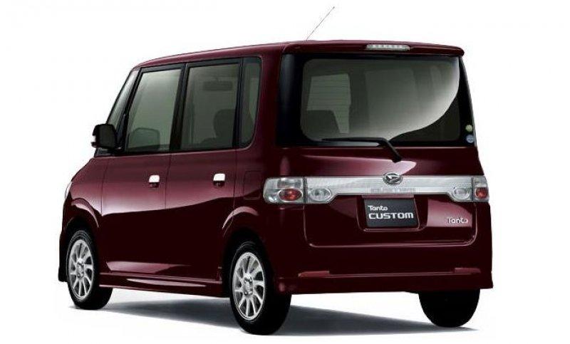 Daihatsu Tanto Custom 660cc, 2013, New For Sale