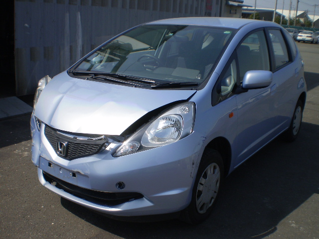 Honda fit g 2008 used for sale for Honda fit 0 60