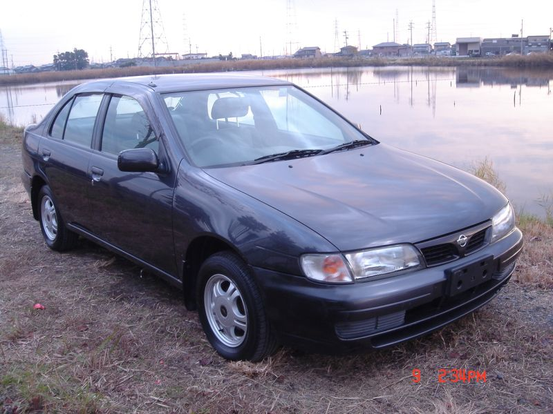 nissan pulsar 1997 used for sale. Black Bedroom Furniture Sets. Home Design Ideas