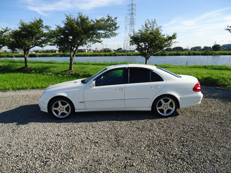 Mercedes benz e500 2003 used for sale for Mercedes benz e500 2003