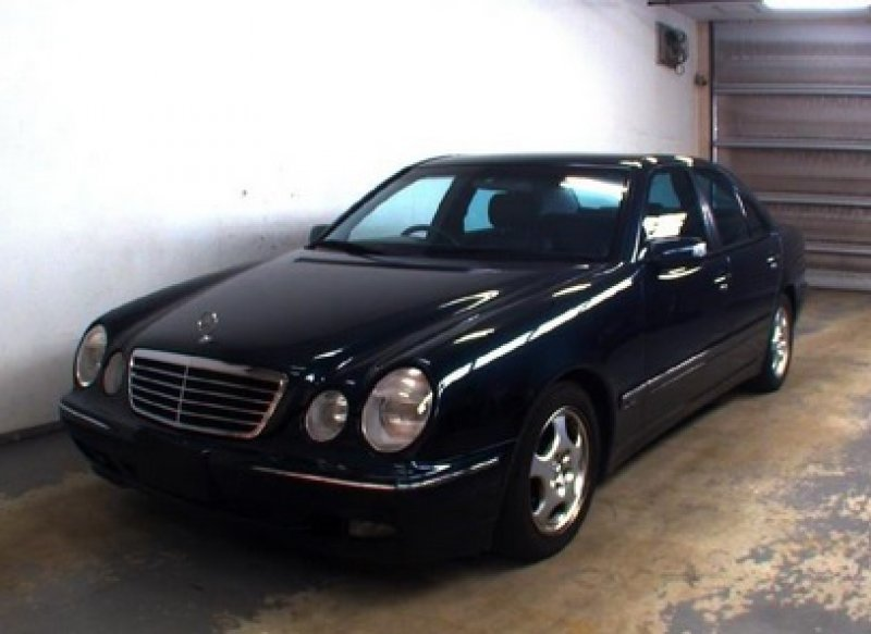 Mercedes benz e320 avant garde 1999 used for sale for 1999 mercedes benz e320 for sale