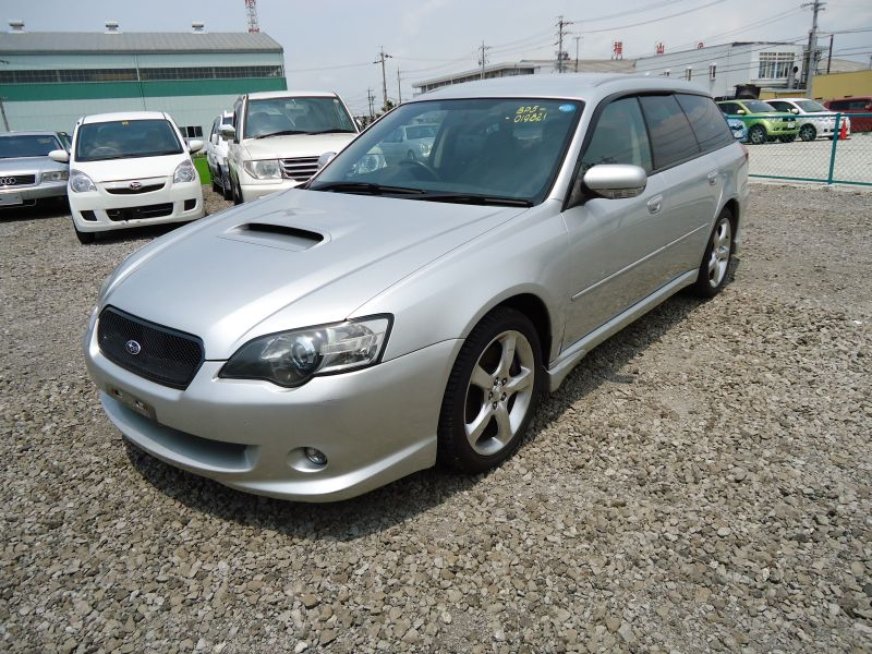 subaru legacy wagon gt b 2003 used for sale. Black Bedroom Furniture Sets. Home Design Ideas