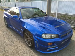 Nissan Skyline R34 GT-Turbo, R34 GT-R facelifting