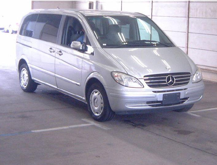 Mercedes benz viano 2004 used for sale for Mercedes benz viano for sale
