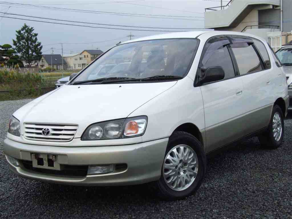 Toyota Ipsum 4wd 1997 Used For Sale