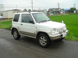 Mitsubishi PAJERO JR ZRⅡ