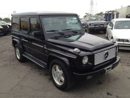 Used Mercedes-Benz G CLASS LONG