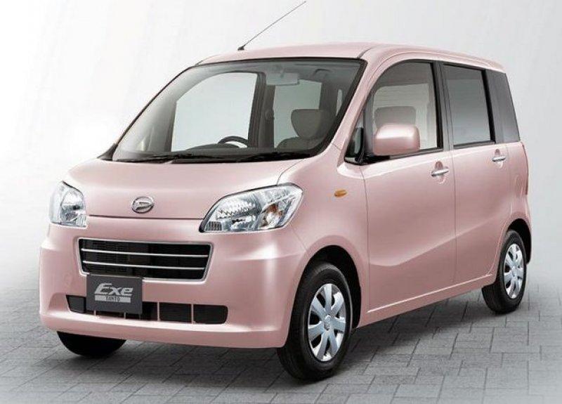 Daihatsu Tanto Exe 660cc, 2013, New For Sale