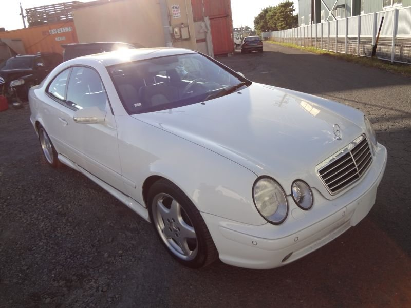 mercedes benz clk55 amg 2001 used for sale
