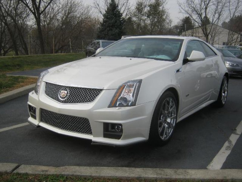 cadillac cts v coupe 2011 used for sale. Black Bedroom Furniture Sets. Home Design Ideas