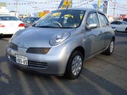 Used Nissan March