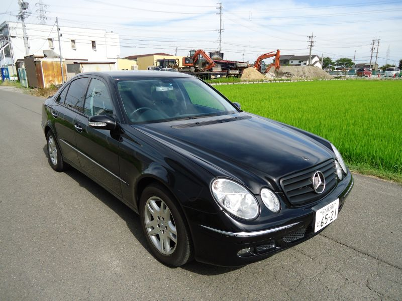 Mercedes benz e240 2005 used for sale for Mercedes benz 2005 for sale