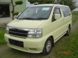 Nissan ELGRAND V Turbo Diesel