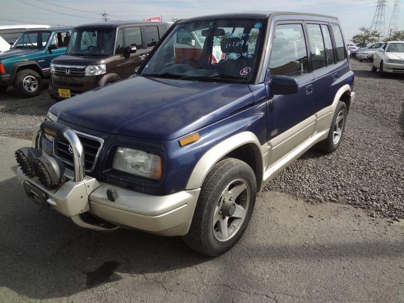Suzuki Escudo Goldwin  1995  Used For Sale