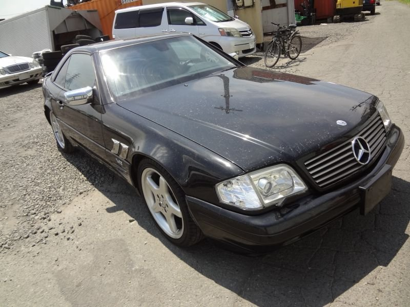 Mercedes Benz Sl500 1996 Used For Sale