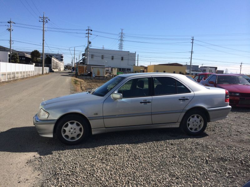 Mercedes benz c280 1999 used for sale for Mercedes benz c280 parts