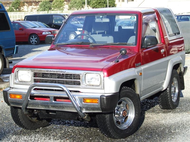 Daihatsu Rocky SX, 1992, Used For Sale