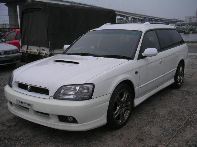 subaru legacy wagon gt b n a used for sale. Black Bedroom Furniture Sets. Home Design Ideas