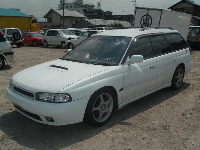 subaru legacy wagon gt 1996 used for sale. Black Bedroom Furniture Sets. Home Design Ideas