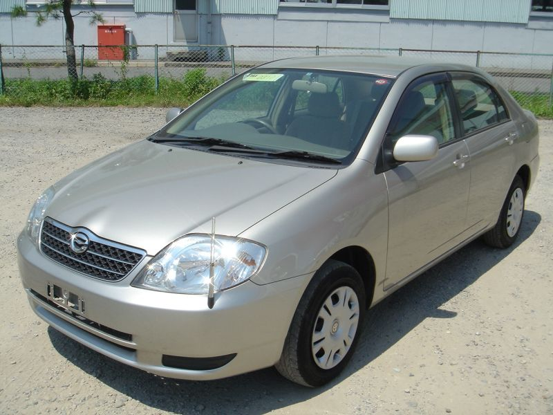 Toyota Corolla X 2001 Used For Sale