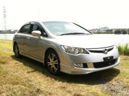 Honda Civic Hybrid MXST - Japan Partner