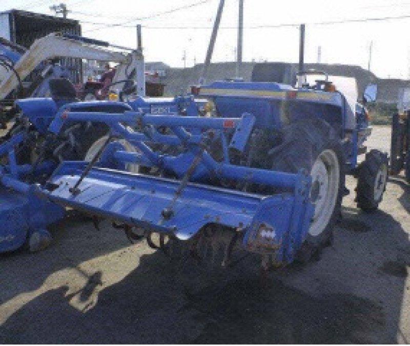 Iseki Tractor Salvage : Iseki tractor landhope n a used for sale