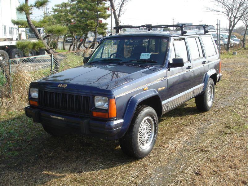 jeep cherokee ltd 1994 used for sale. Black Bedroom Furniture Sets. Home Design Ideas