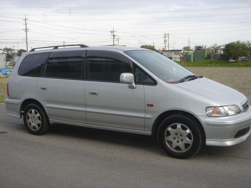honda odyssey 2 3 m 1998 used for sale. Black Bedroom Furniture Sets. Home Design Ideas