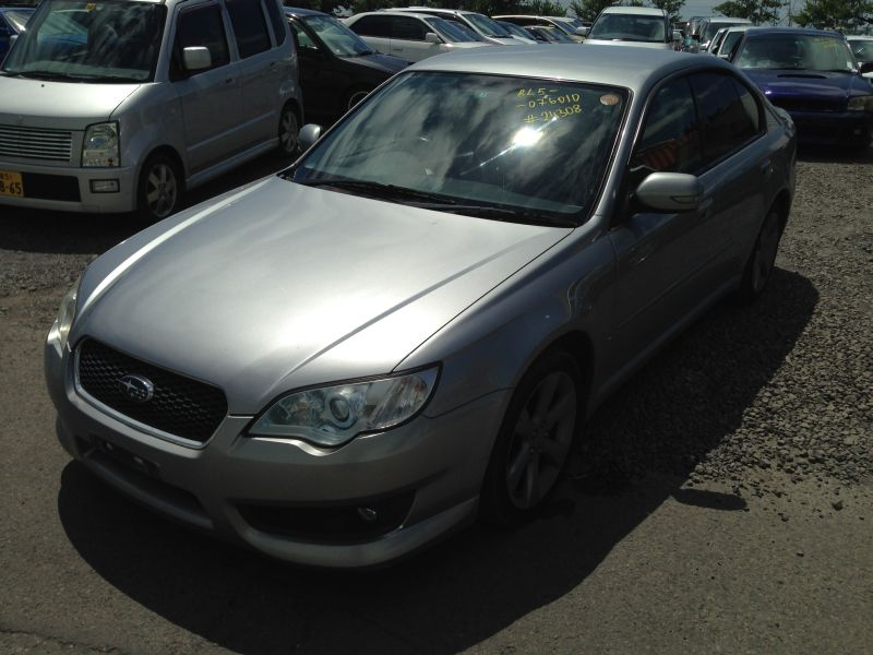 subaru legacy b4 2 0r spec b 2007 used for sale. Black Bedroom Furniture Sets. Home Design Ideas