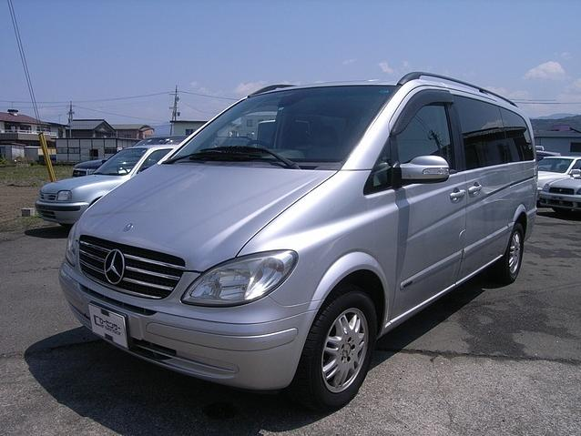 Mercedes benz viano 2005 used for sale for Mercedes benz viano for sale