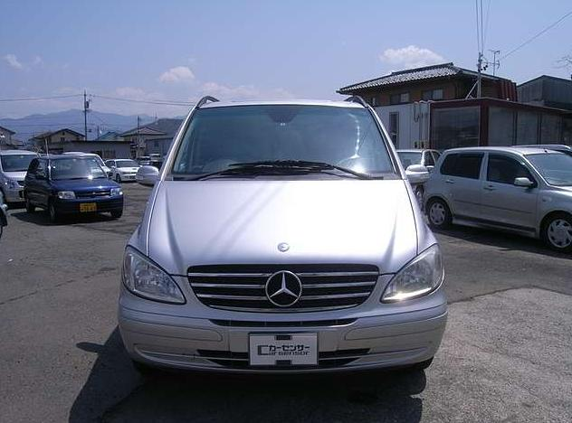 Mercedes benz viano 2005 used for sale for Mercedes benz viano