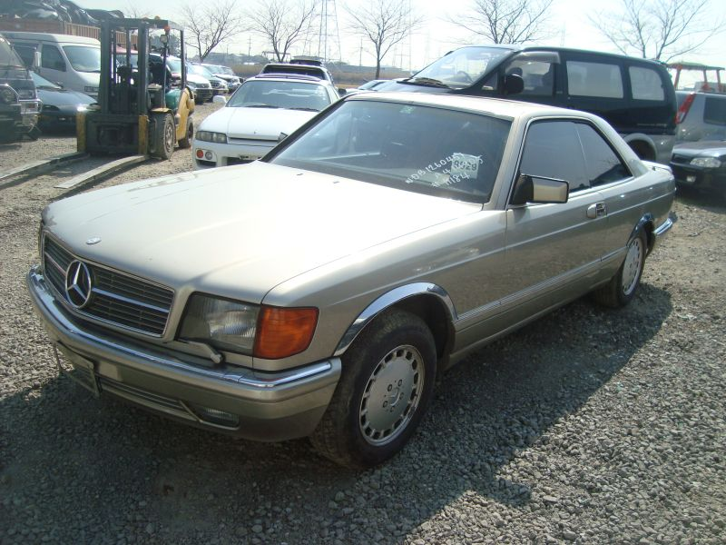 Mercedes benz 560sec 1988 used for sale for Mercedes benz 560sec for sale