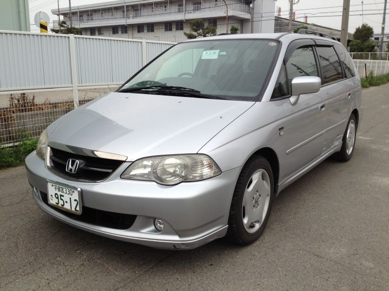 Honda Odyssey ABSOLUTE, 2002, used for sale