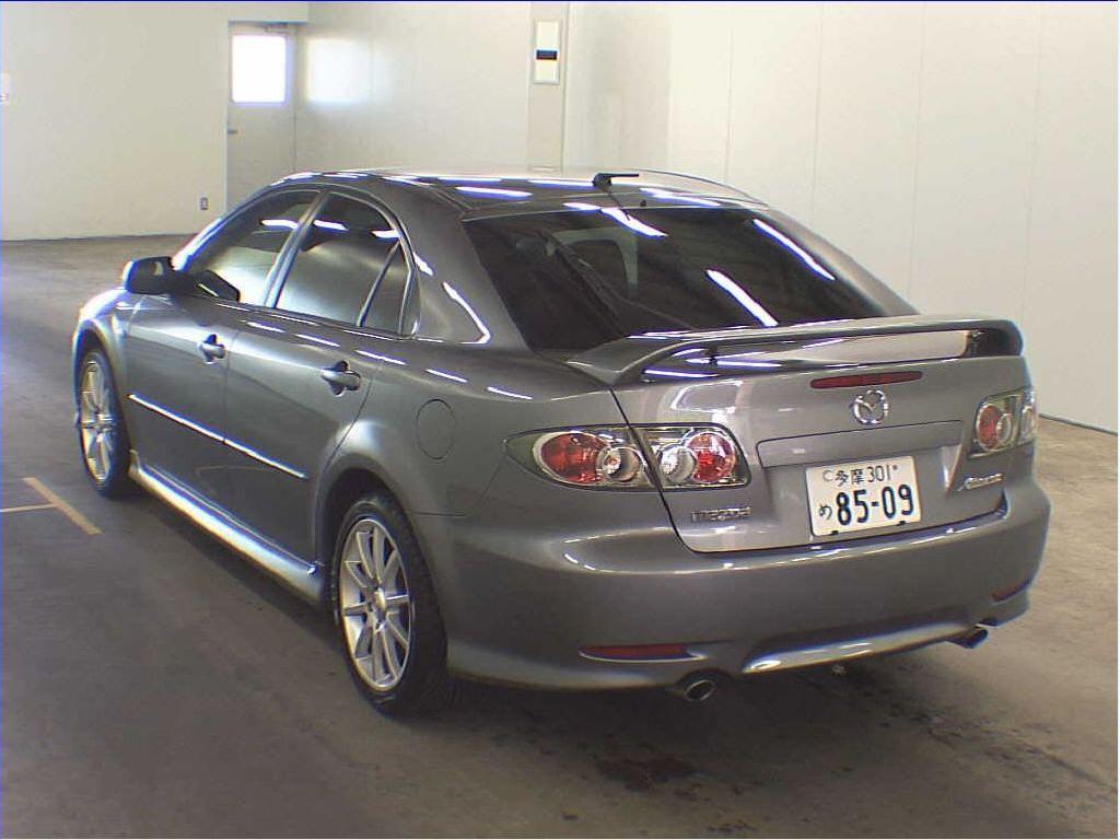 Mazda Atenza Sports 2004 Used For Sale