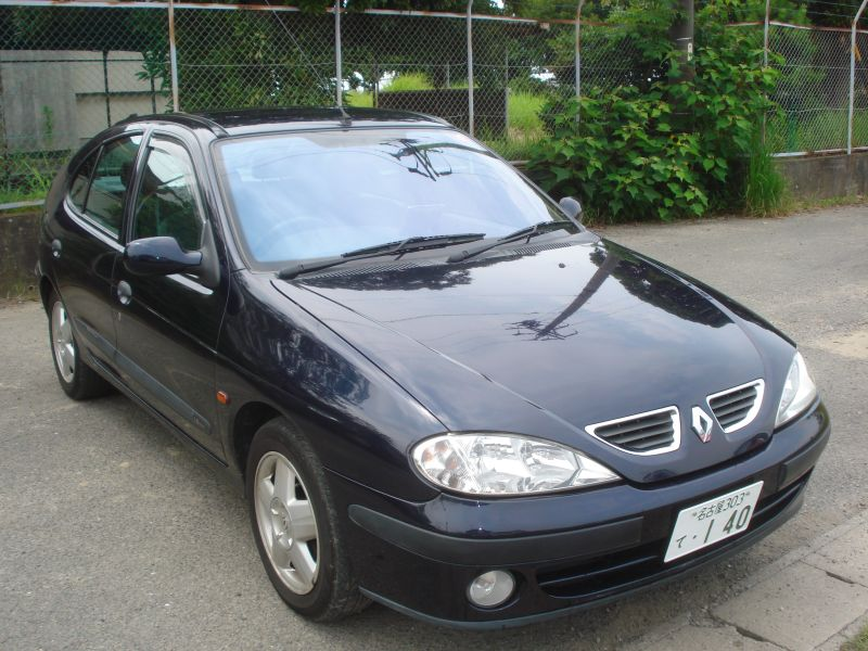 Renault Megane For Sale Html Autos Weblog