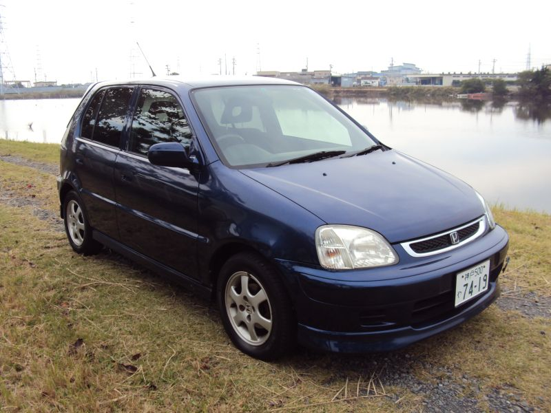 Honda Logo SPORTIC TS, 2001, Used For Sale