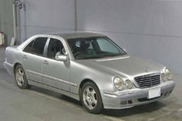 Mercedes-Benz E320 used car