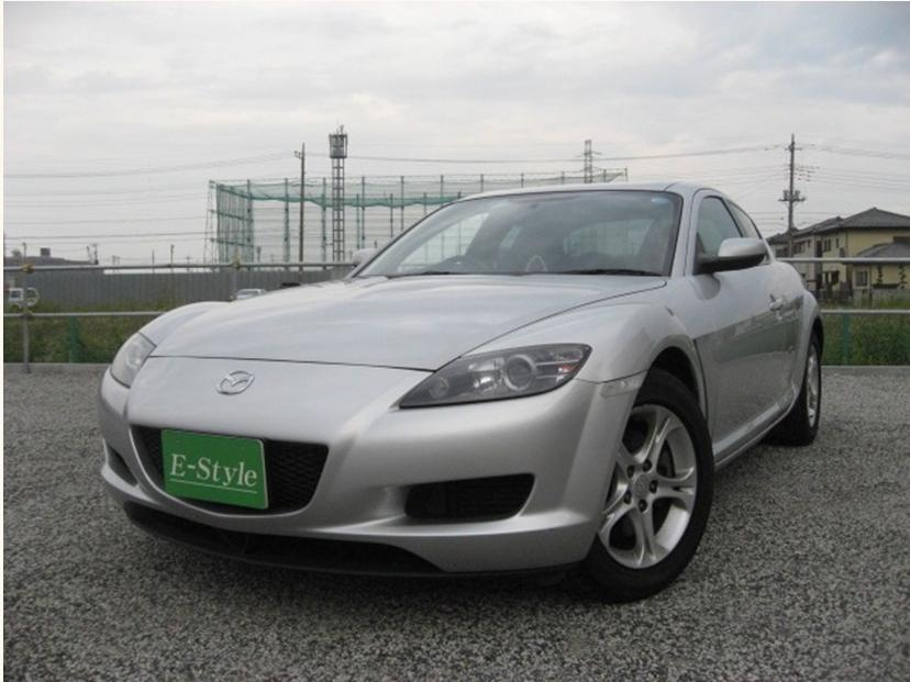 mazda rx 8 2003 used for sale. Black Bedroom Furniture Sets. Home Design Ideas