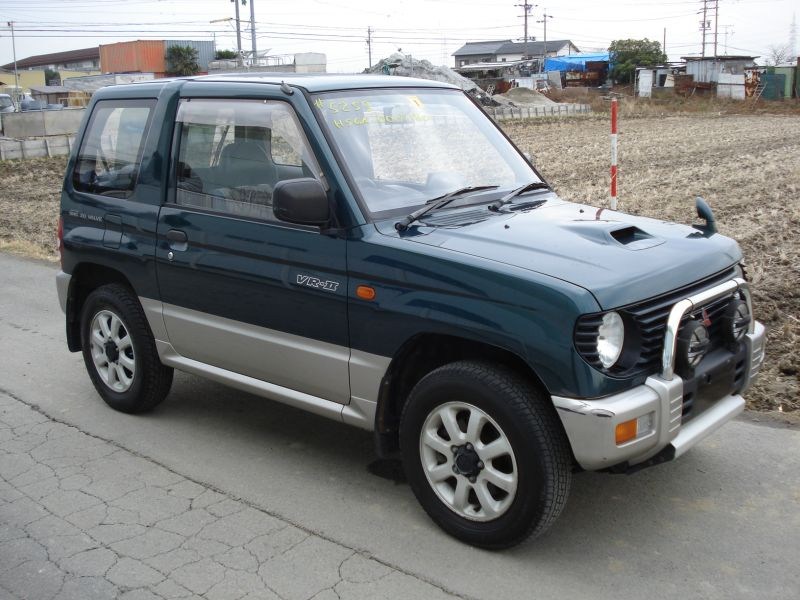 mitsubishi pajero mini 1995 used for sale. Black Bedroom Furniture Sets. Home Design Ideas