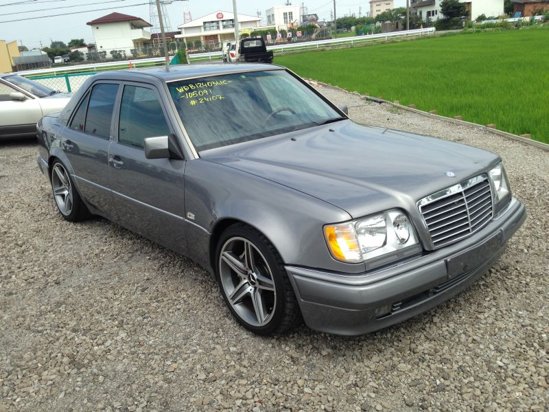 Mercedes Benz E500 2002 Used For Sale