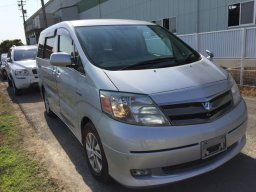 Toyota ALPHARD used car