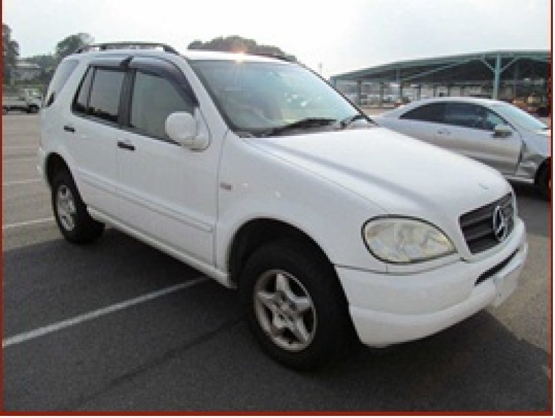 Mercedes benz ml320 1999 used for sale for Used mercedes benz ml320