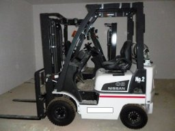 Used Nissan Fork Lift