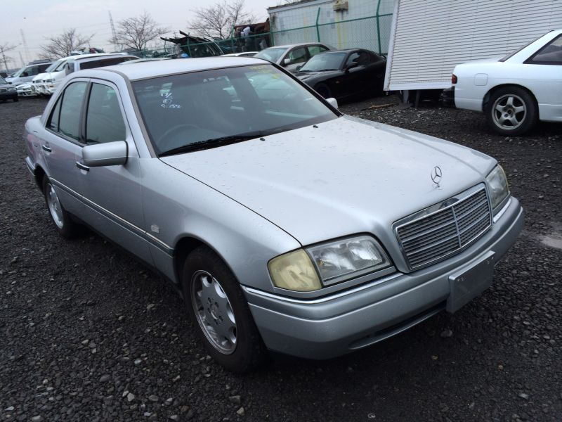 Mercedes benz c class c230 1996 used for sale for Mercedes benz c class used cars for sale
