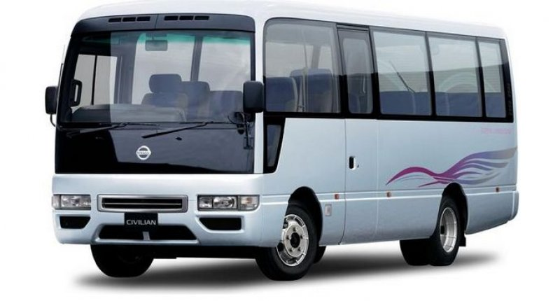 nissan civilian bus 4 5 2013 new for sale. Black Bedroom Furniture Sets. Home Design Ideas