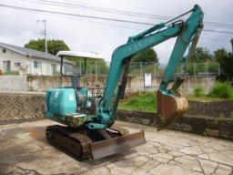 Komatsu Excavator Backhoe used car