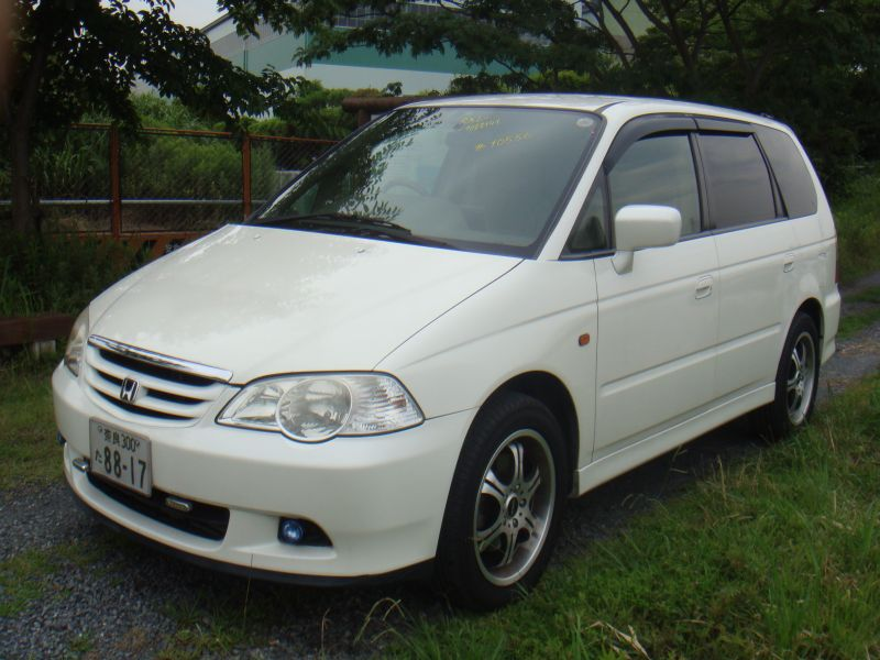 Honda odyssey 2000 used for sale for Used honda odyssey for sale
