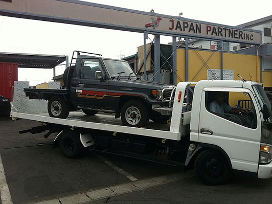 Japanese used cars - Japan Partner